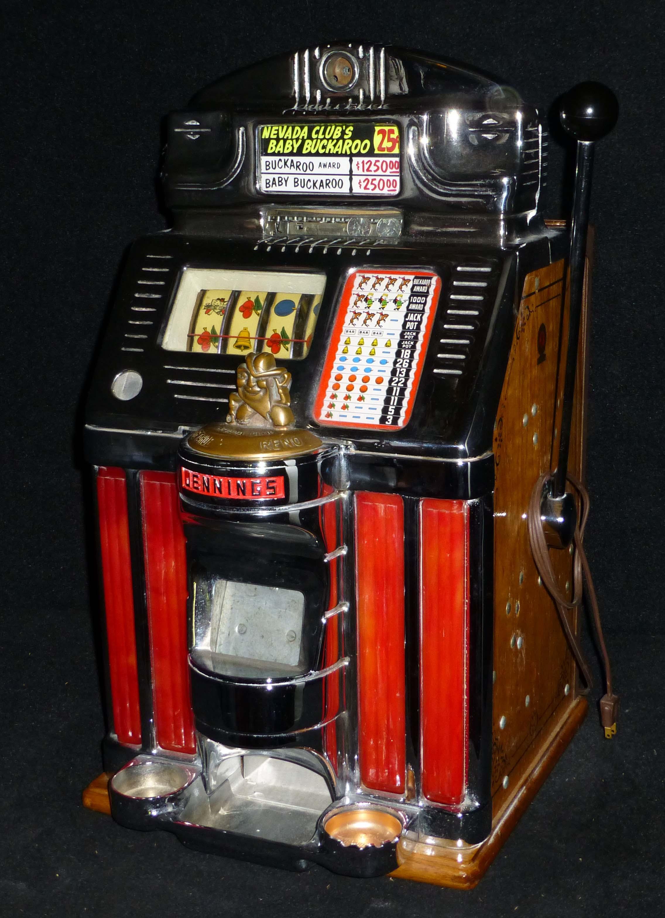 Slot Machine For Sale Nevada