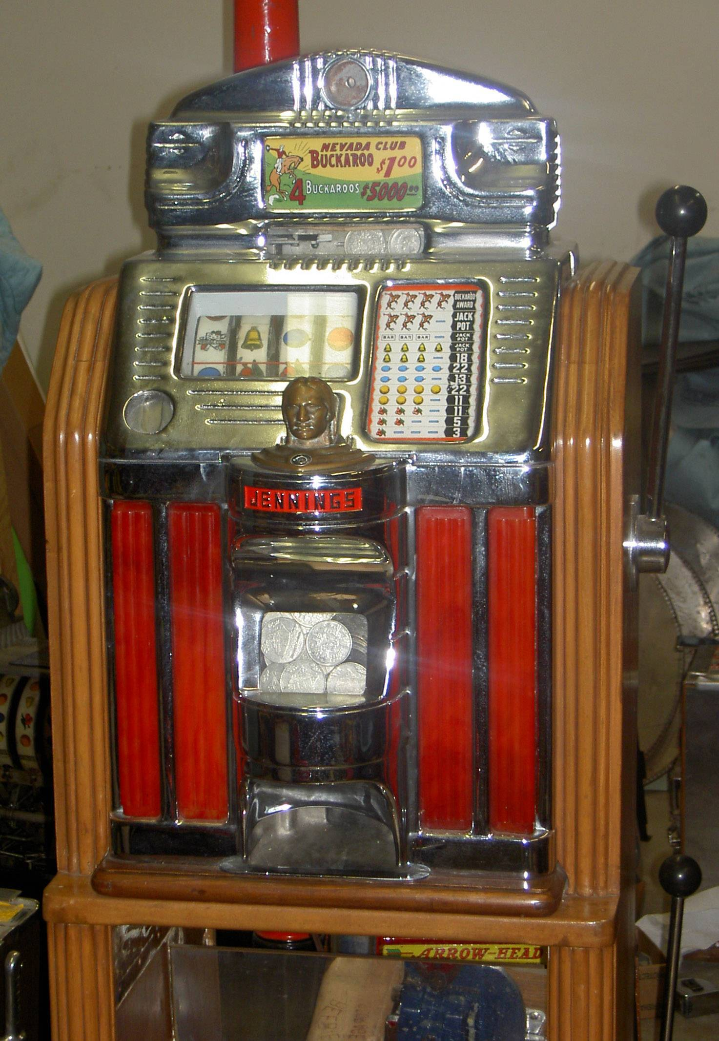 Antique slot machines jennings buy a casino slot machine